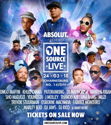 Absolut One Source Live