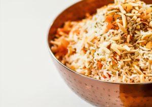 Almond, Apricot & Cumin Basmati Rice