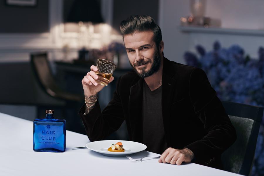 David Beckham Haig Club. KDanielles Media