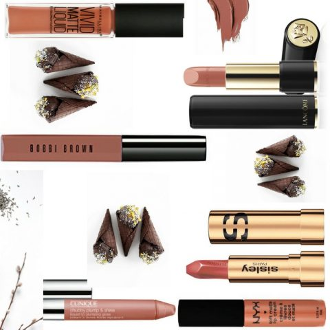 Finish Off Your Beauty Look With These Nude Lipsticks