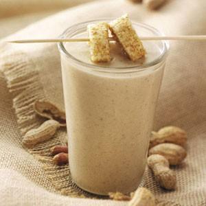 Peanut-Putter Protein Smoothie