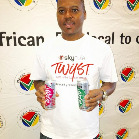 The Man Behind Proudly South African Soft Drink, Sky Rule