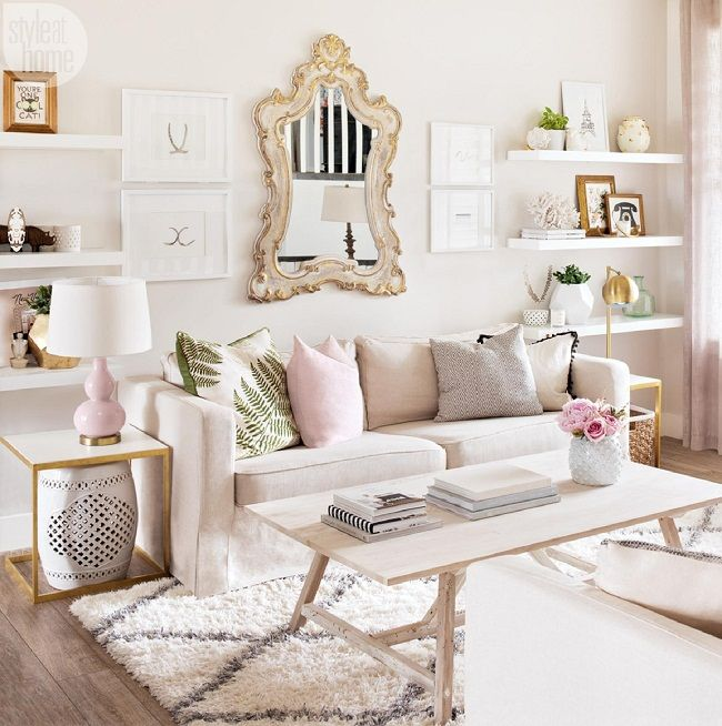 How To Decorate A Small Aesthetic Room