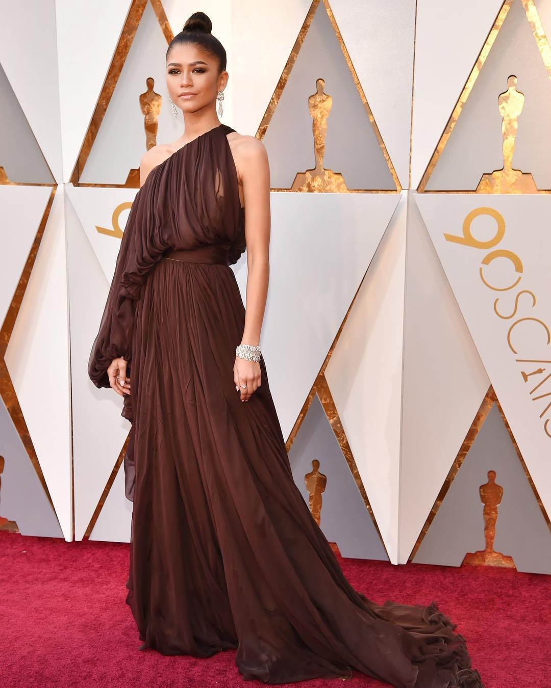 Our Favourite Red Carpet Looks from The 2018 Oscars