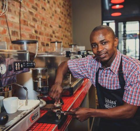 Sihle Magubane Is Brewing Something Up