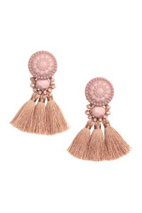 Earrings with tassels_R149.00_H&M