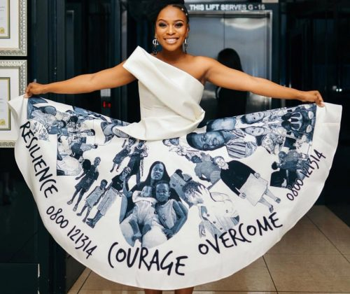 Inspirational Quotes From Our Favourite Celebrities- Nomzamo Mbatha
