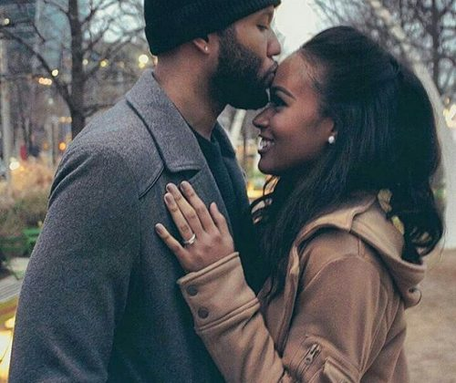 Signs he loves you without saying it