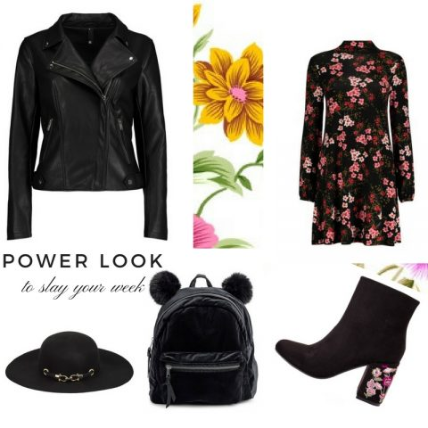 Power Look To Slay Your Week: Add Floral