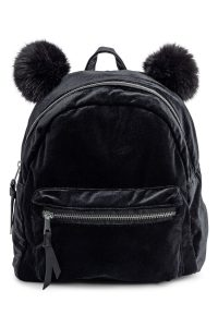 Velour backpack_R429.00_H&M