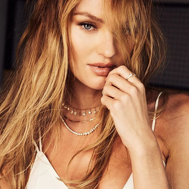 Victoria's Secret Candice Swanepoel Celebrates Journey To Motherhood