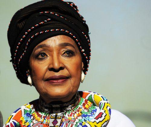 Winnie Mandela. KDanielles Media