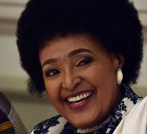 Rest In Peace Mama Winnie Mandela