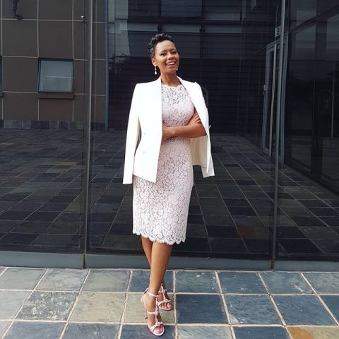 Khanyi Dhlomo, Anele Mdoda Are Among The Miss South Africa 2018 Judges
