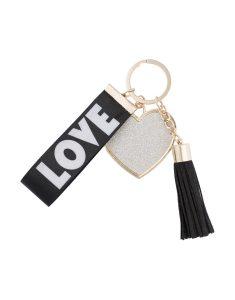 Love Heart Tassel Keyring-R100.82_Woolworths