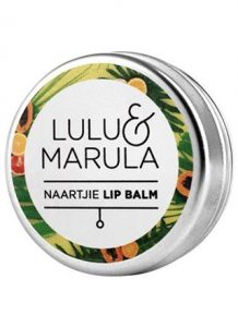 Lulu & Marula Naartjie Lip Balm_R73.00_Faithful To Nature