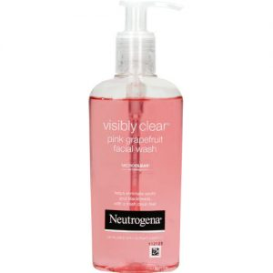 Neutrogena Oil-Free Acne Wash Pink Grapefruit Cream Cleanser_R110.00_Clicks