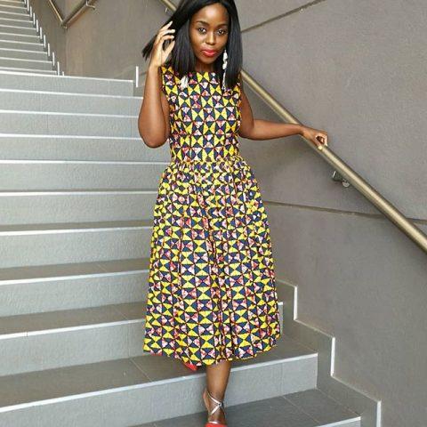Motsepe Brings You Fashion Designs For Your Artistic Enjoyment