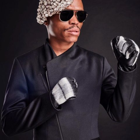 Somizi leads the SAMA24 Host Team