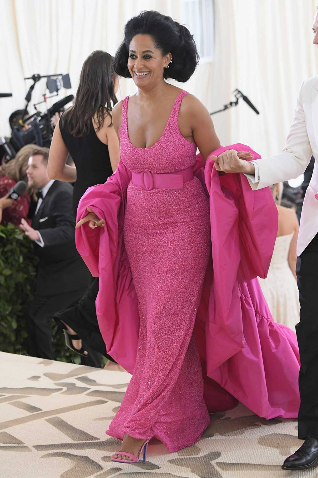 Fashion Alert: Red Carpet Look From Celebrities At 2018's Met Gala