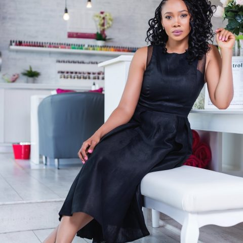 Azania Mosaka Is The New Host of Real Talk on SABC 3