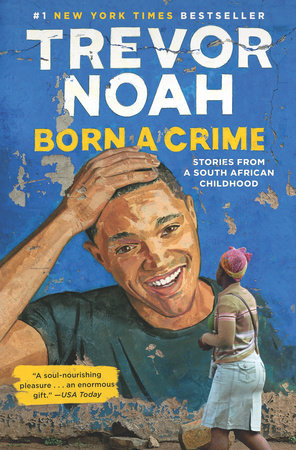 Trevor Noah's Born A Crime Is Now a Curriculum in Schools In the USA
