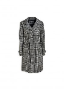 Grey Check Trench Coat_R1299.00_Truworths