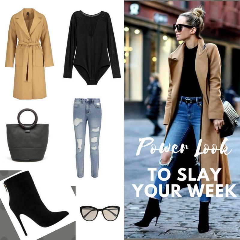 Power Look To Slay Your Week Like Helena Glazer