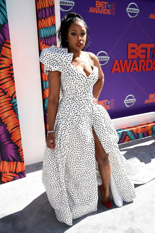 BET Awards 2018 Red Carpet Looks, Plus All The Winners