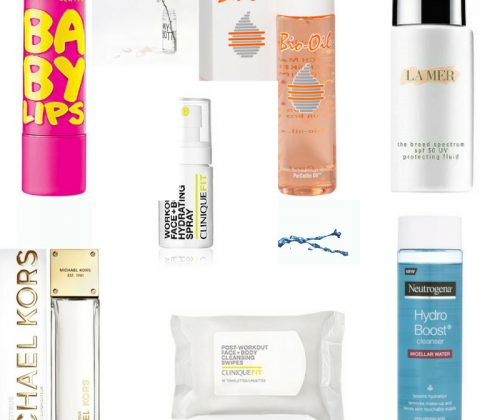 Post work out beauty essentials to have in your bag