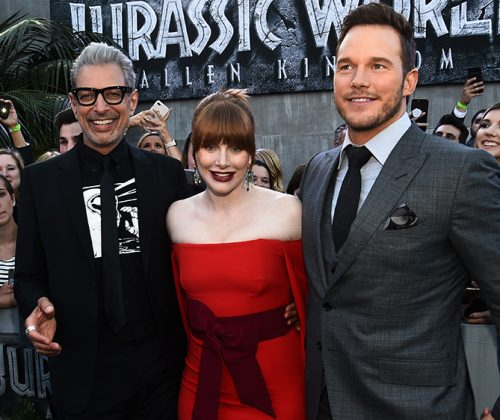 'Jurassic World: Fallen Kingdom' film premiere, Arrivals, Los Angeles, USA - 12 Jun 2018