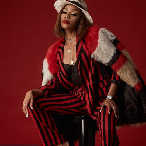Bonang Matheba Launches New Website And We Loving It