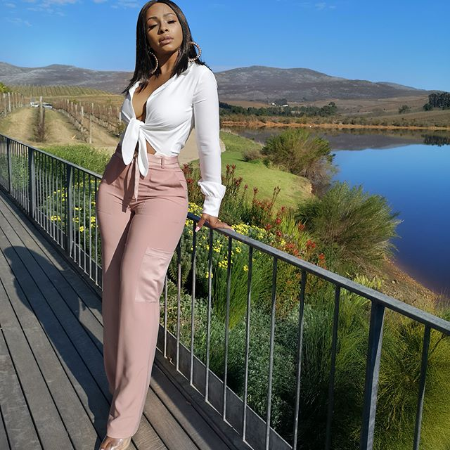 Celeb Hustle of The Week: Boity Thulo To Launch New Clothing Line