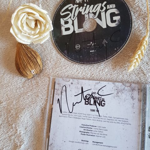 Competition Giveaway: Win Nasty C's Autographed Strings and Bling Album