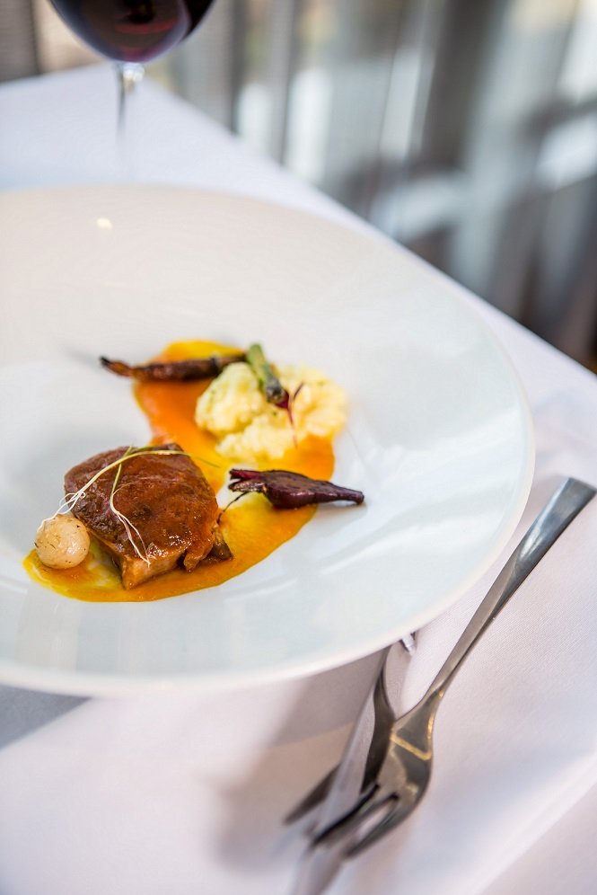 Hyde Park's Luce Restaurant in Southern Sun Has a New Menu!