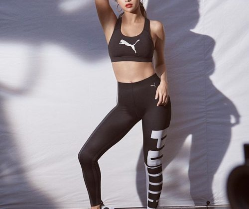 Selena Gomez and Puma Brings New Heights To Defy