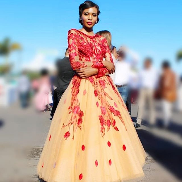 What Some of Our Fave Celebs Wore at the Vodacom Durban July 2018