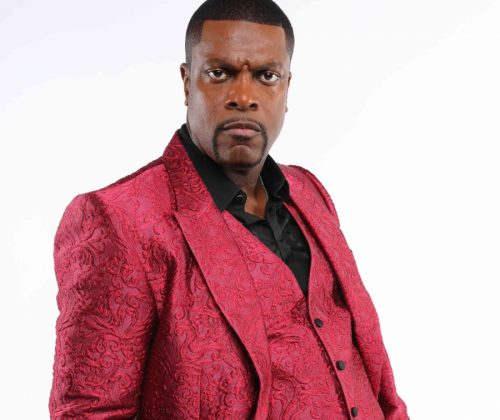 Yup, Comedian Chris Tucker Is Heading To South Africa.