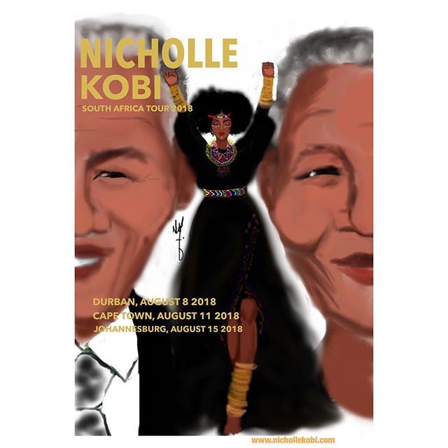 My Journey To Success with Nicholle Kobi