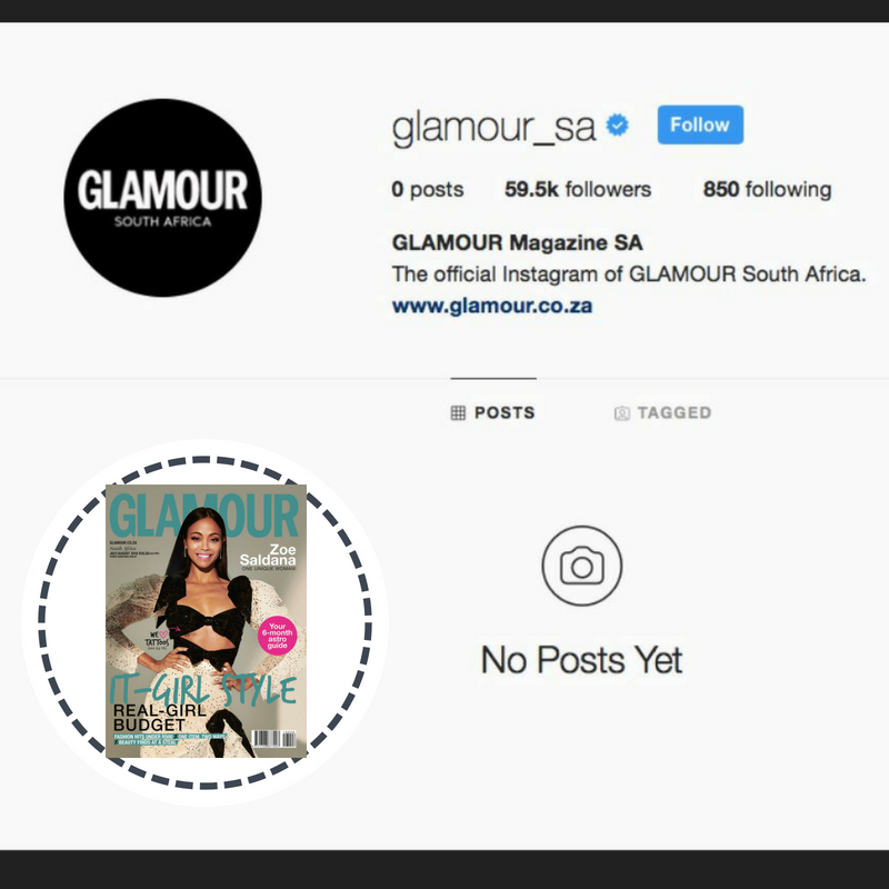 Glamour Deleted Instagram Photos