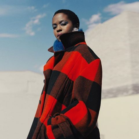 TBT: Lauryn Hill Celebrates Album Anniversary With A Fashion Campaign
