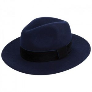 Luna 100% Wool Felt Rancher with Ribbon_R499.00_Poetry