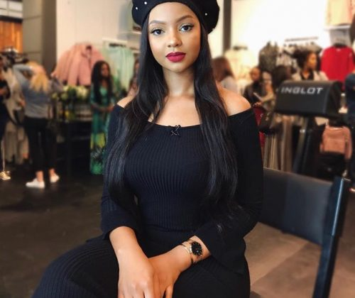 My Journey To Success with Mihlali Ndamase
