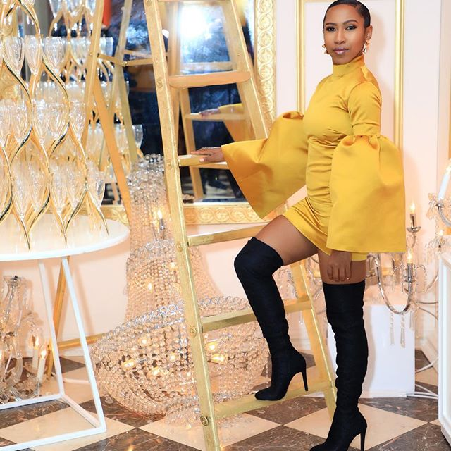 Tumi Voster, Launches Her GRL PWR Series Empowerment Brunch