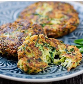 Baby Marrow Fritters