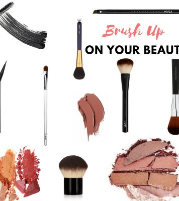 Brush Up On Your Beauty