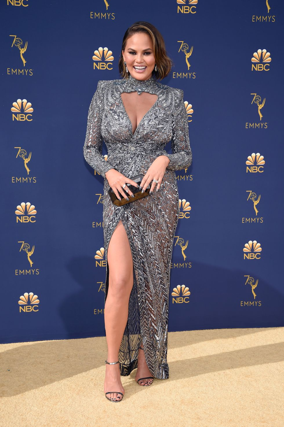 Our Favourite Red Carpet Looks from the 2018 Emmy Awards