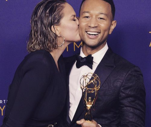 John Legend Becomes Newest EGOTs With An Emmy Win