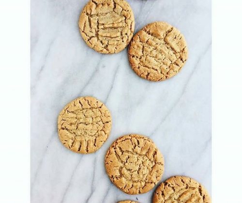 Monday Recipe Ginger Biscuits