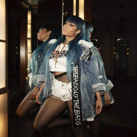 Niki Minaj Takes a Stand Against Cyber Bullying With Diesel Campaign